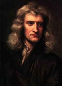 Isaac Newton lowers uncertainty and increases predictability